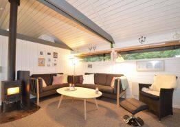 Hyggeligt feriehus til 6 personer ved Vesterhavet (billede 3)