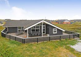 Ferienhaus mit geschl. Terrasse ? 150 m bis zum Strand