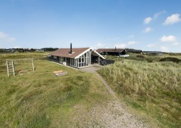 Ferienhaus für 6 Personen nur 250 Meter bis zum Strand (Bild 1)
