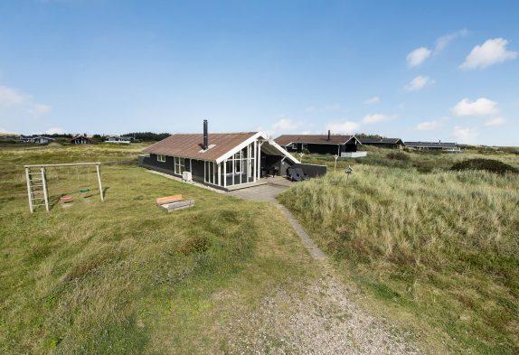 Ferienhaus für 6 Personen nur 250 Meter bis zum Strand