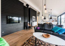 Sommerhaus in ruhiger Lage mit überdachter Terrasse (Bild 3)