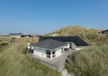 Strandnahes Ferienhaus mit schöner Terrasse