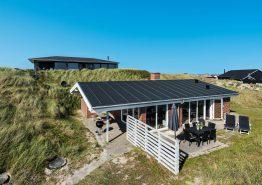 Gemütliches Haus in der Nähe vom Strand und Hvide Sande. Kat. nr.:  E4489, Strandkrogvejen 40;