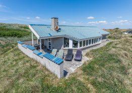 Geräumiges Ferienhaus in toller Lage, nah am Strand