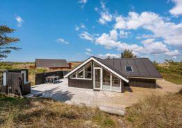 Ferienhaus mit schöner Aussicht und gratis Endreinigung. Kat. nr.: E4544, Engsvingelvej 12;