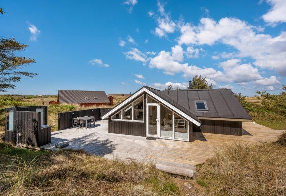 Ferienhaus mit schöner Aussicht und gratis Endreinigung
