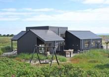 Energiesparhaus mit Wärmepumpe und verstellbaren Betten. Kat. nr.:  E4606, Mettes Bjerg 1 D;