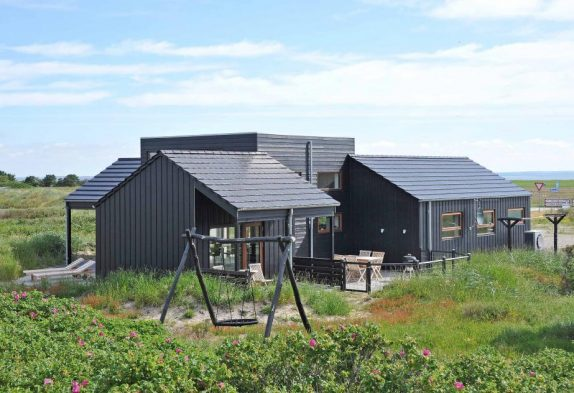 Energiesparhaus mit Wärmepumpe und verstellbaren Betten