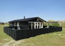 Schönes Sommerhaus mit Aussicht auf die Dünen. Kat. nr.:  E4710, Tingodden 112;