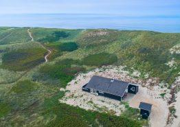 Schönes Ferienhaus mit Aussicht nah am Meer und Strand