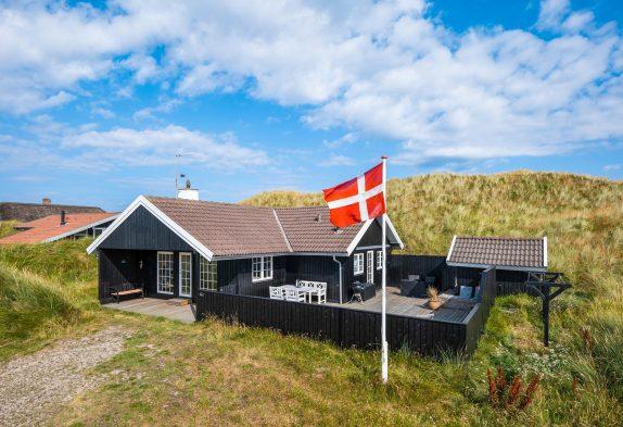 Charmantes total renoviertes Ferienhaus mit Fjordaussicht