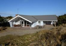Ferienhaus für Angler und Familien mit Hund. Kat. nr.:  E4970, Mettes Bjerg 25