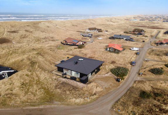 Ferienhaus an der ersten Dünenreihe