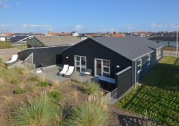 Ferienhaus in Hvide Sande, nahe am Hafen & dem Strand