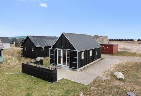 Hütte am Hafen von Hvide Sande, Hund erlaubt, Internet