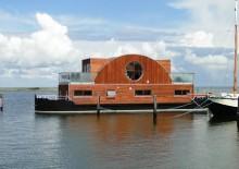 Luxuriöses Hausboot in Hvide Sande. Kat. nr.:  F4265, Mamrelund 39;