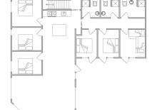 Flot lejlighed med tagterrasse og gratis strømforbrug (billede 2)