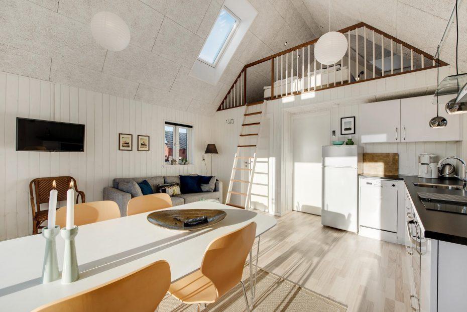... Gemütliches Kleines Haus Am Hafen In Hvide Sande (Bild 4) ...
