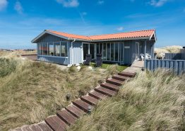 Gemütliches Ferienhaus mit toller Lage und Meerblick (Bild 1)
