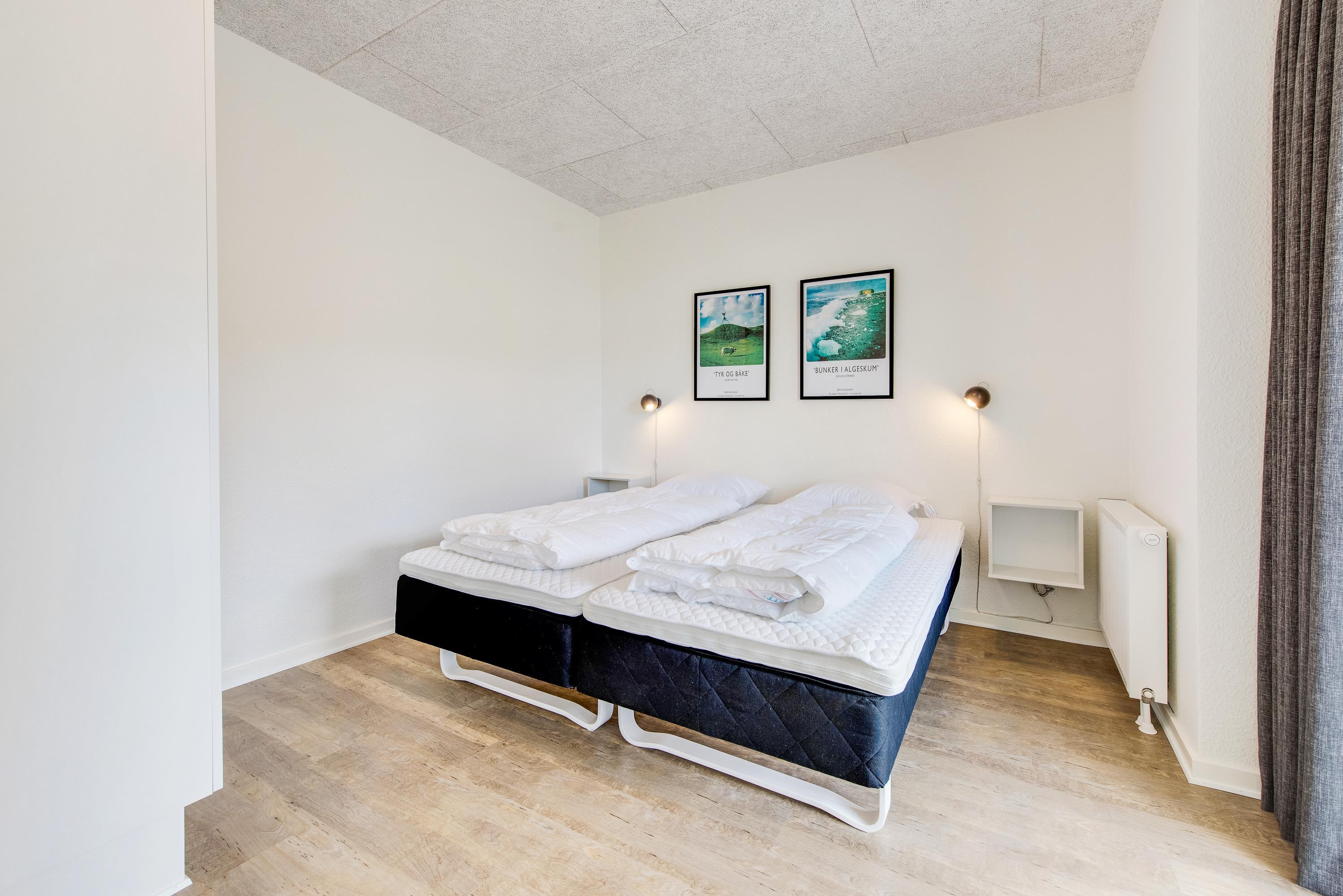 Moderne og central ferielejlighed i Hvide Sande med gratis strøm (billede 12)