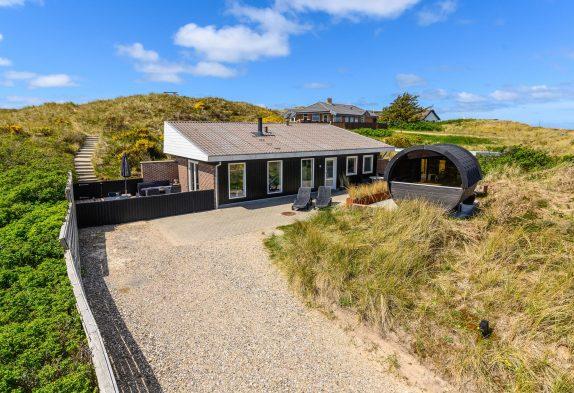 Renoviertes Ferienhaus in Hvide Sande, strand- und centrumsnahe Lage