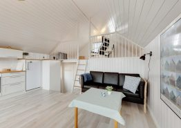 Idyllisk og charmerende feriehus i Hvide Sande (billede 3)