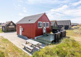 Idyllisk og charmerende feriehus i Hvide Sande. Kat. nr.:  F4965, Æ Gammel Havn 37;