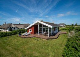 Gemütliches Ferienhaus für 6 Personen mit Sauna