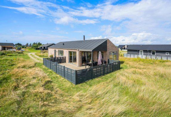 Ferienhaus mit Sauna und großartigem Blick auf Fjord