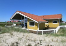 Hyggeligt sommerhus til 6 personer i Nr. Lyngvig. Kat. nr.:  G5290, Fyrmarken 49;