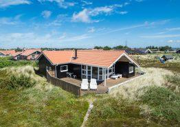 Gemütliches Ferienhaus für 6 Personen in Nr. Lyngvig