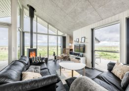 Sommerhaus mit Fjordblick, zwei Bädern und Whirlpool (Bild 3)