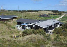 Ferienhaus mit Pool auf Naturgrundstück Nähe Leuchtturm (Bild 1)