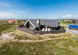 Schönes Ferienhaus für Urlaub mit Hund in Dänemark