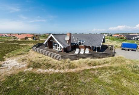 Dejligt sommerhus til ferie i Danmark med hund
