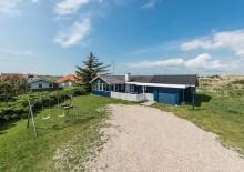 Ferienhaus mit Whirlpool und Sauna in ruhiger Lage. Kat. nr.:  G5403, Sivbjerg 65