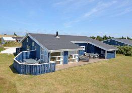 Ferienhaus im Sivbjerg mit Whirlpool und Hund erlaubt