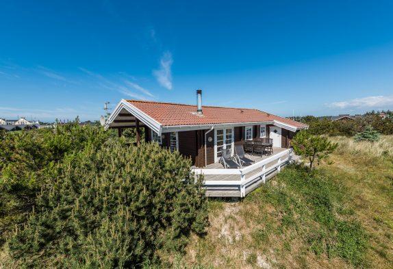 Gemütliches Ferienhaus mit toller Terrasse