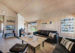 Ferienhaus mit Sauna,Whirlpool & geschlossener Terrasse (Bild 3)