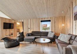 Stilvolles Luxushaus für 8 Personen mit Spa und Sauna (Bild 3)
