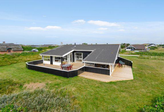Gemütliches Ferienhaus für 6 Personen mit Sauna und Whirlpool