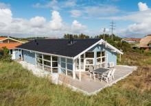 Gepflegtes Ferienhaus mit mehreren Terrassen. Kat. nr.:  G5664, Fyrmarken 29;