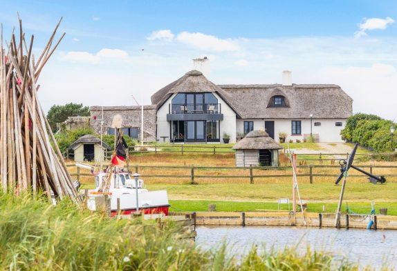 Ferienhaus in klassischem Bauernstil mit einzigartiger Aussicht