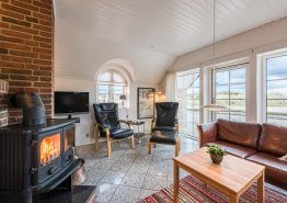 Reetgedecktes Ferienhaus m. Sauna und geschl. Terrasse (Bild 3)