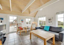 Schönes und modernes Sommerhaus nah an der Nordsee (Bild 3)