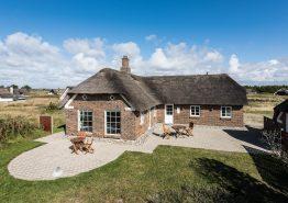 Schönes und modernes Sommerhaus nah an der Nordsee