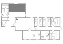 Sommerhaus mit Pool und 5-Personen Whirlpool (Bild 2)