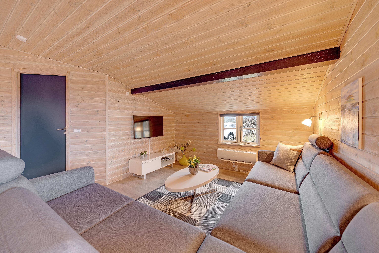 Ferienhaus mit Wärmepumpe auf ruhigem Naturgrundstück (Bild  5)