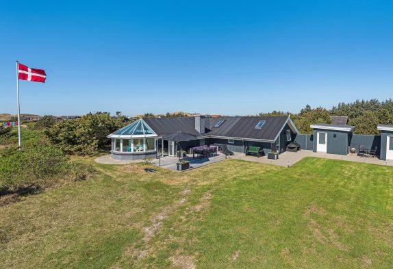 Total renoviertes Ferienhaus in strandnaher Lage