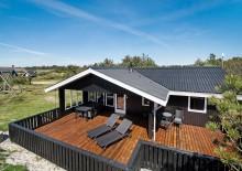Charmantes Ferienhaus mit geschütztem Naturgrundstück. Kat. nr.:  H5521, Vestklitvej 38